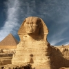 Sfinga - Gíza, Egypt