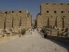 Vstup do chrámu v Karnaku