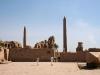 Karnak - tři obelisky