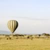 Safari z balónu, Keňa
