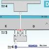 frankfurt_mapa_terminal_2_level_3_4_odlety_prilety