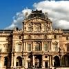 Paříž - muzeum Louvre