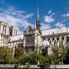 Paříž - katedrála Notre Dame