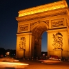 Paříž - Vítězný oblouk