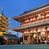 Tokio - svatyně Meiji