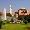 Istanbul - Hagia Sophia, Turecko
