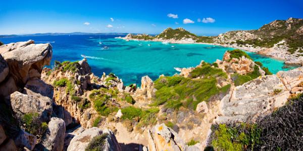 Costa Smeralda - Sardínie, Itálie