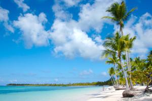 Pláže a koupání v Dominikánské republice