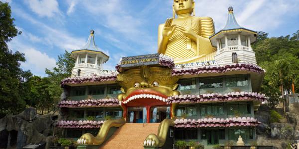 Srí Lanka - Dambulla