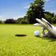 Golf na Krétě