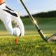 Golf v Egyptě