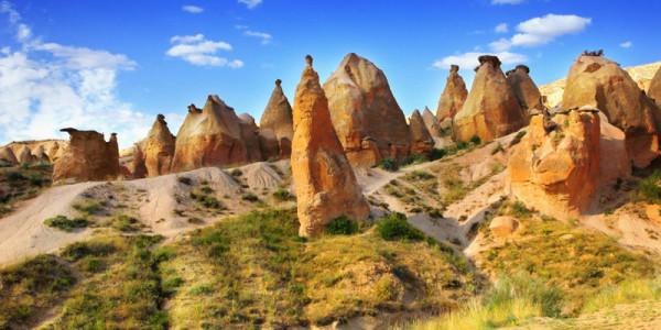 Cappadocie, Turecko
