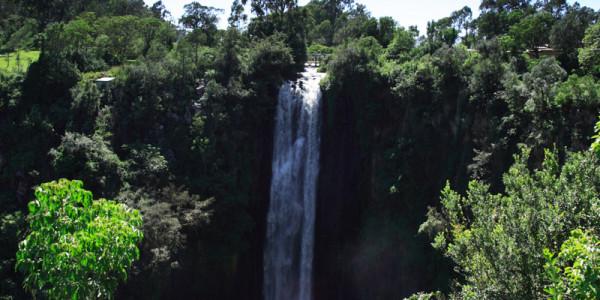 Nyahururu falls, Keňa