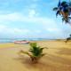 Pláže a koupání na Srí Lance